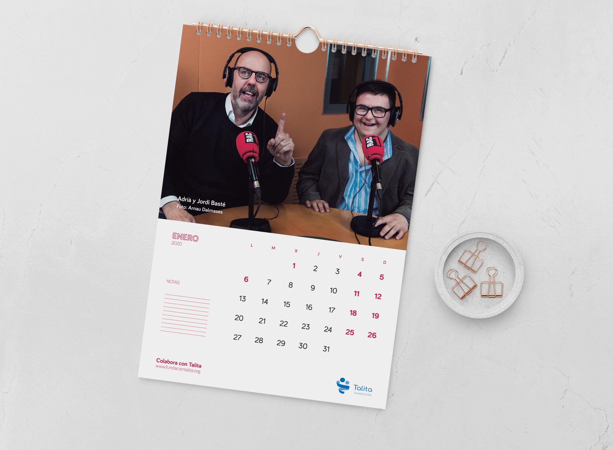 Calendari Solidari