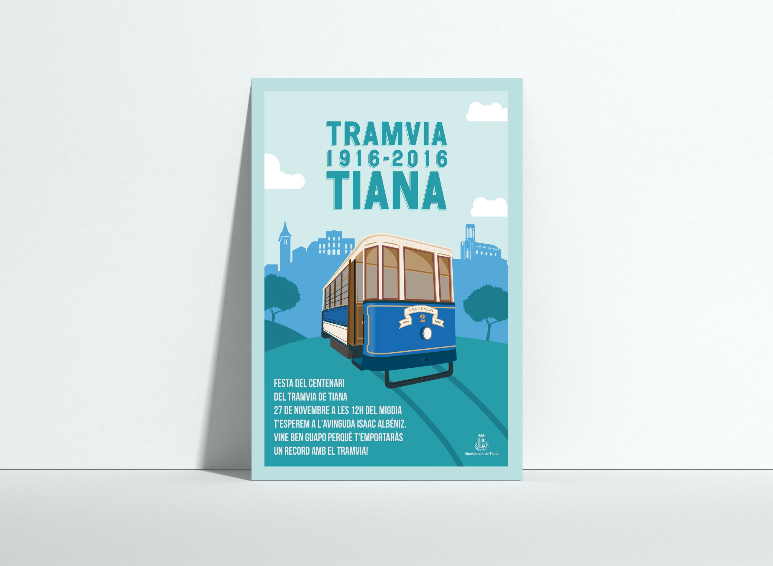 Tramvia de Tiana