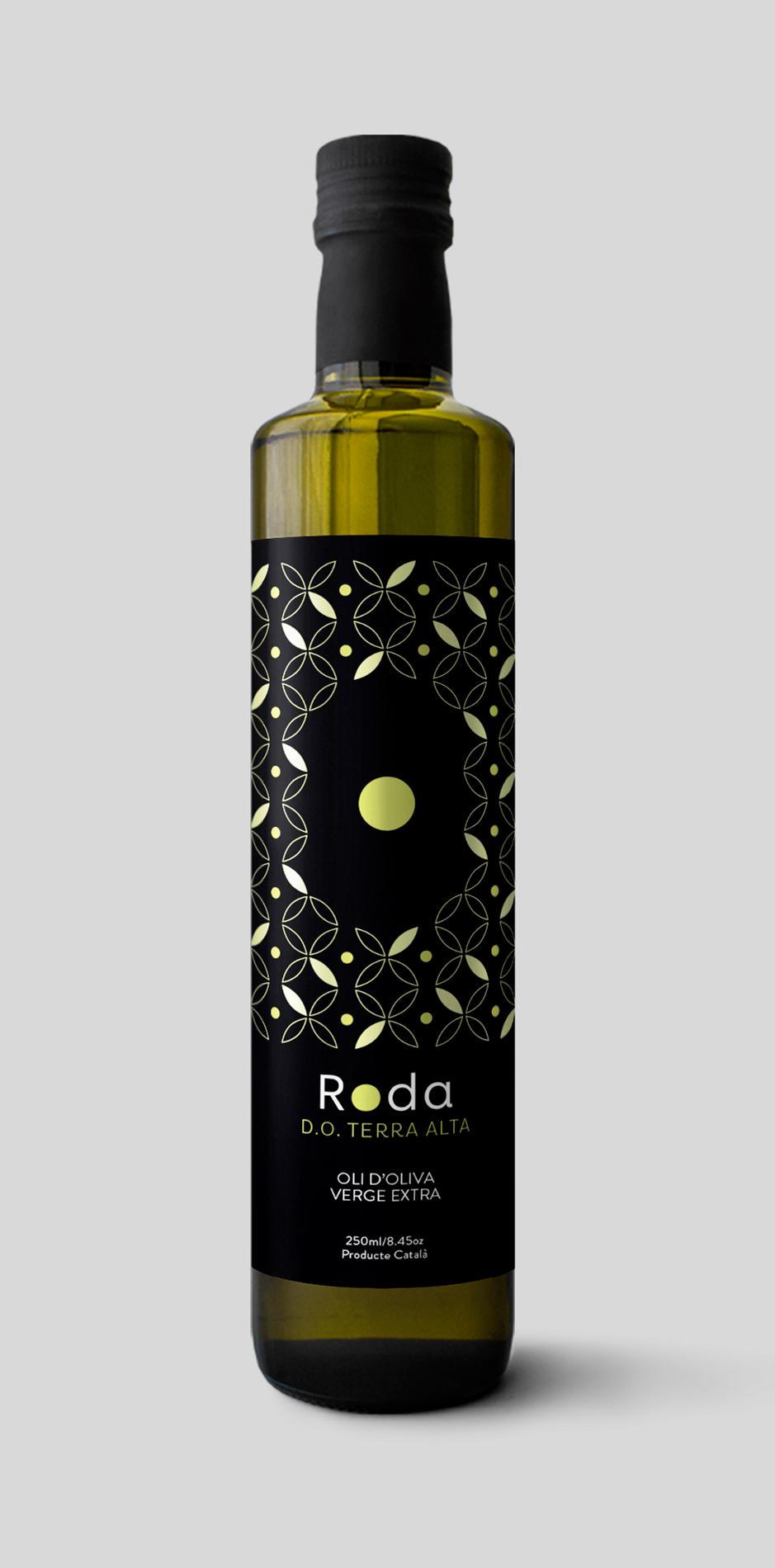 Roda, oli d'oliva