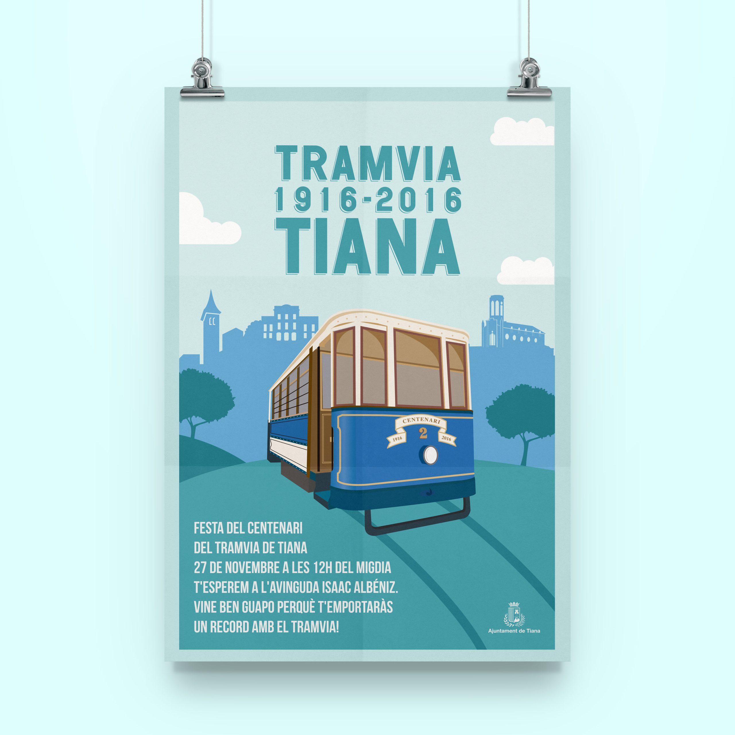 Tramvia Tiana