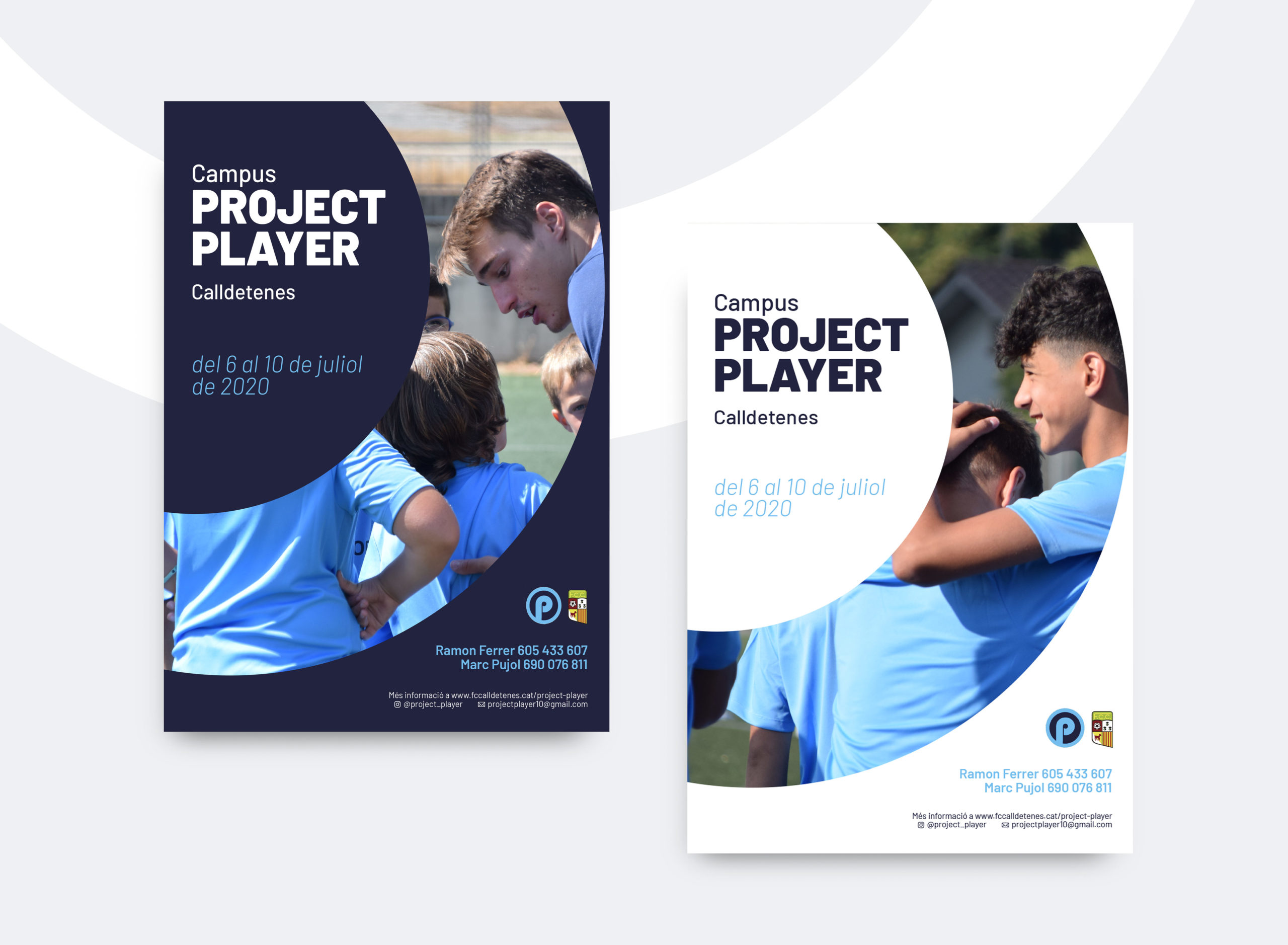Campus Project Player 2020 Poster