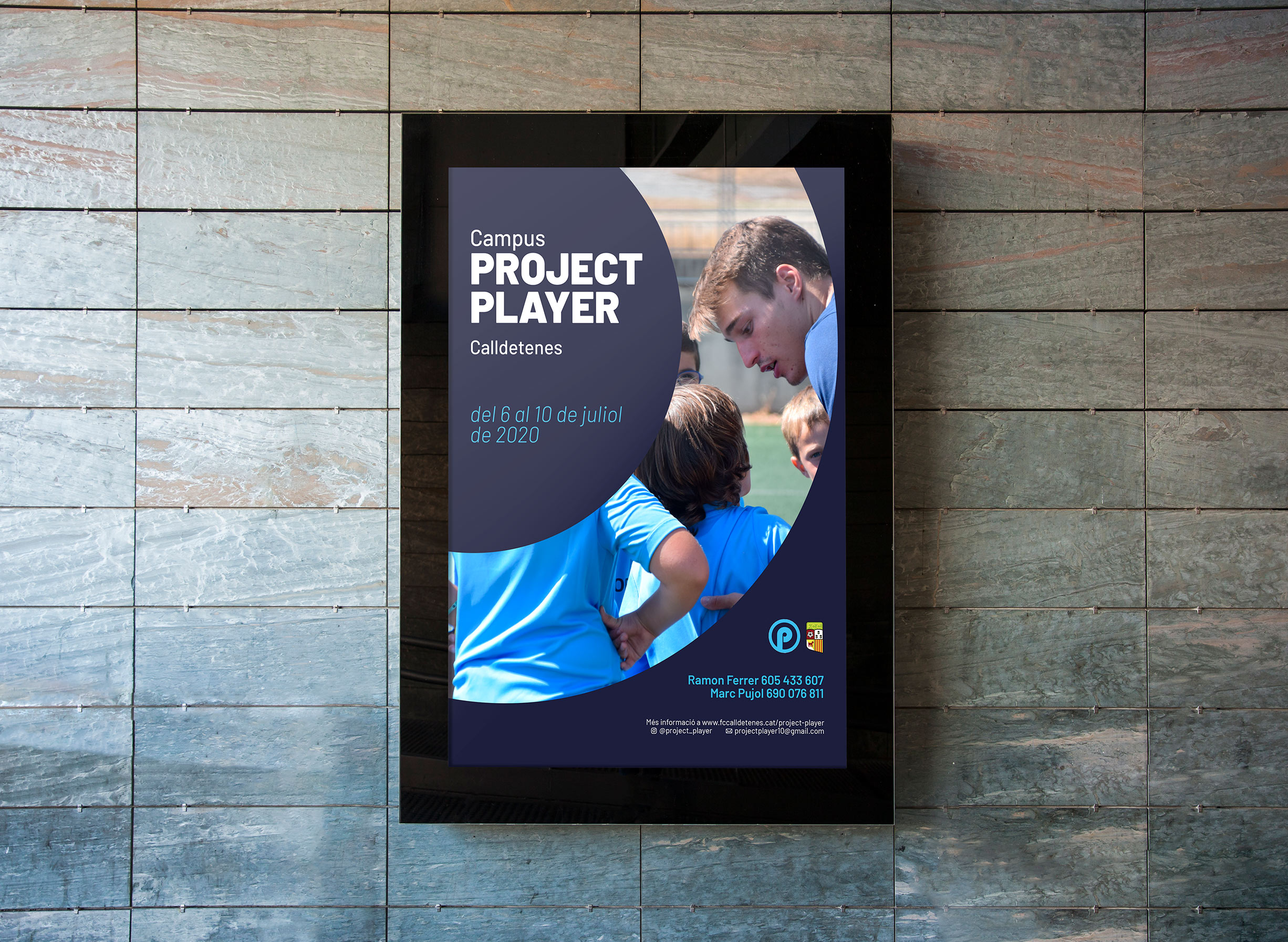 Campus Project Player poster