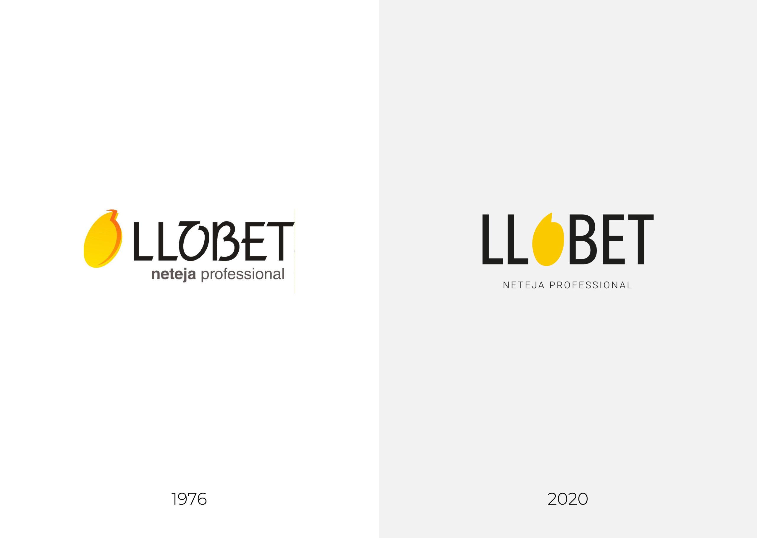 LLOBET LOGO
